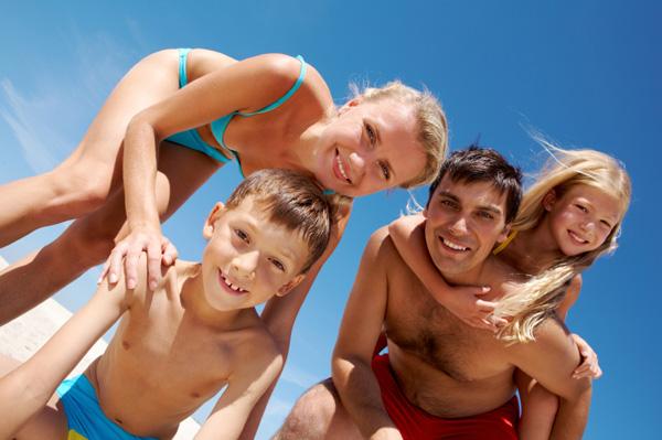 голый семейный отдых фото